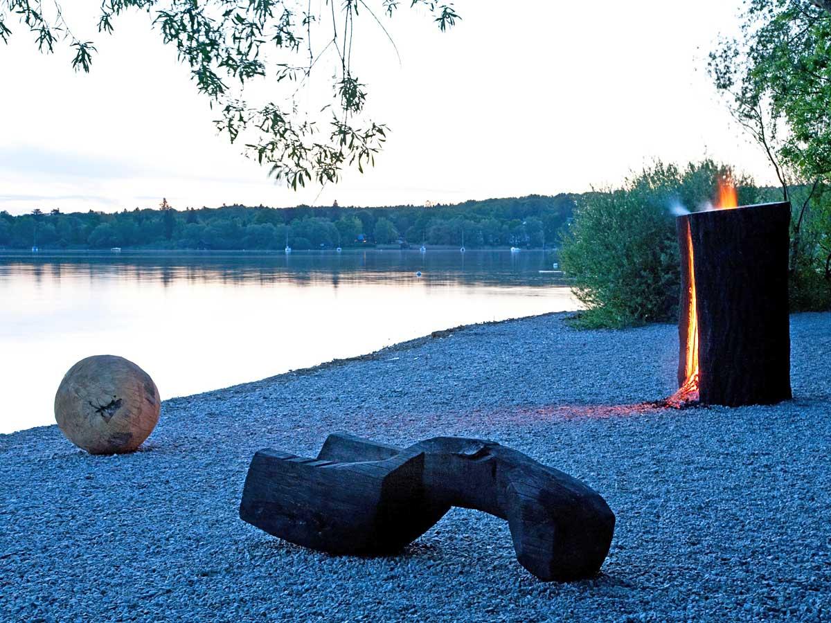 Feuer Wasser Holz