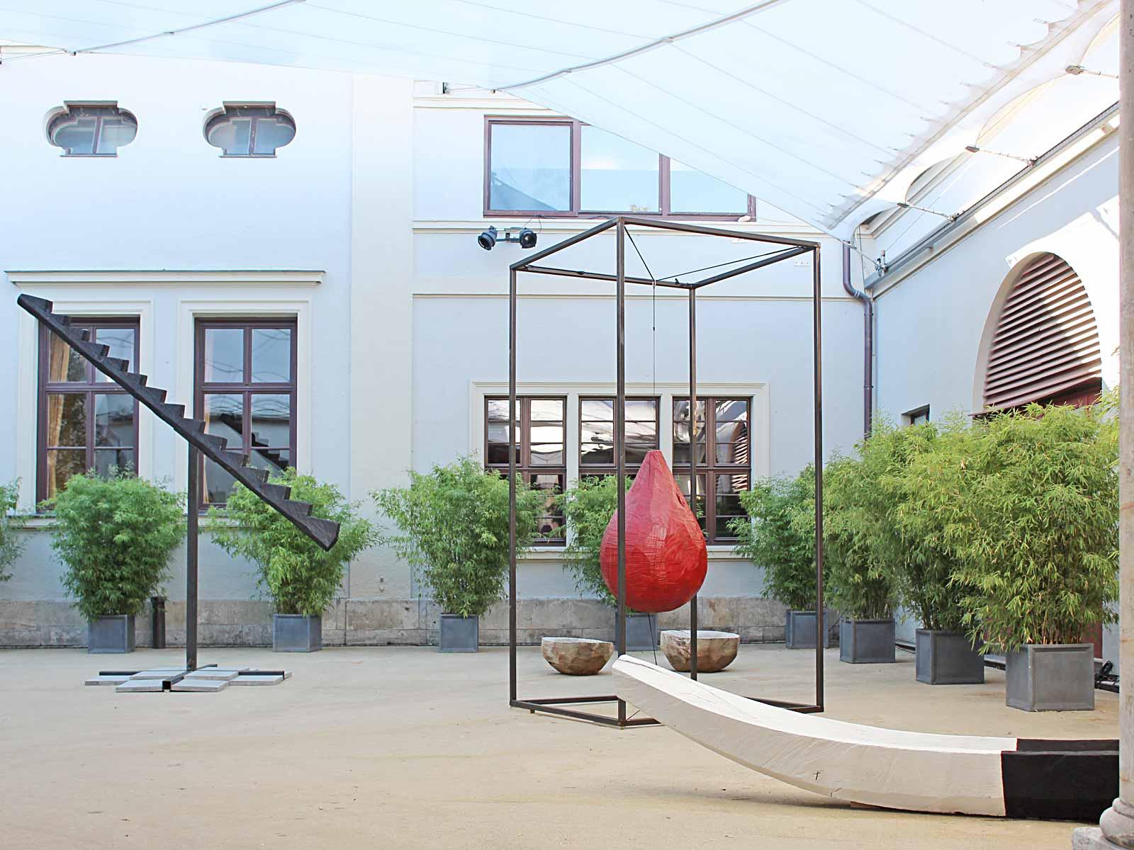 Ausstellung Münchner Künstlerhaus 2018